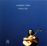 Andrew York CD Perfect Sky