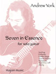 Andrew York Sheet Music Seven in Essence